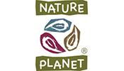 Royal Puspita Nature Planet Logo
