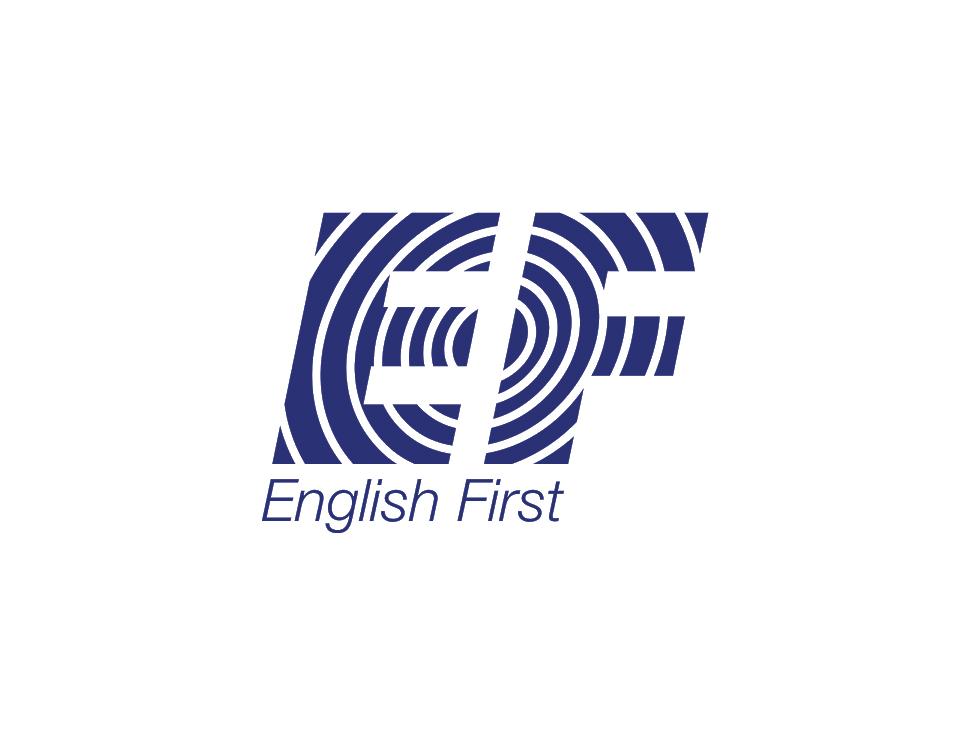 Royal Puspita English First Logo